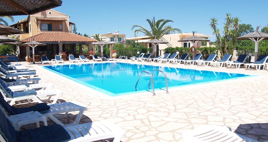 Sunrise Apartments Kavos